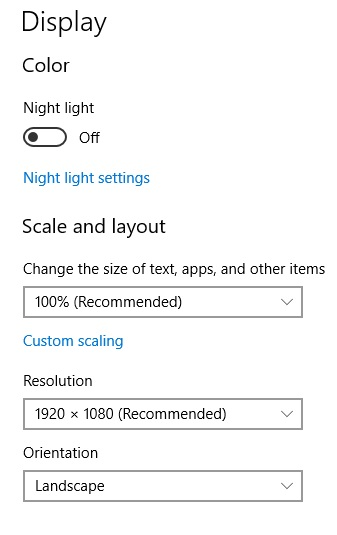 PrintMaster v8 - Unreadable Display - Windows 10